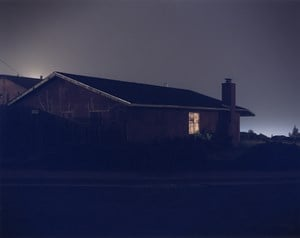 Untitled #2214 by Todd Hido contemporary artwork
