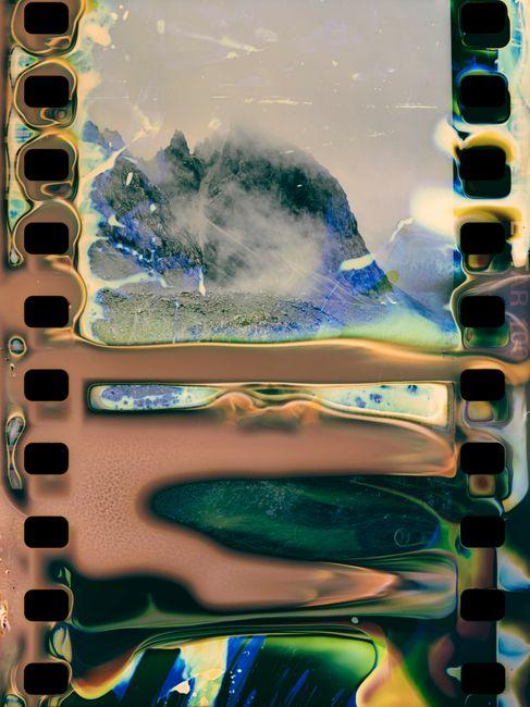 Erosion - Abujicuo No.4 by Hu Weiyi contemporary artwork