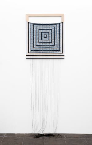 """Rebaone"" by Bonolo Kavula contemporary artwork"