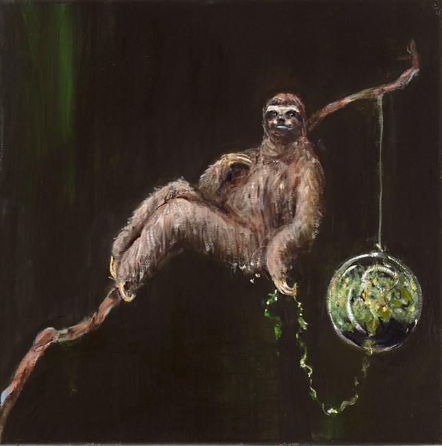 Social Animal #10 by Joanna Braithwaite contemporary artwork