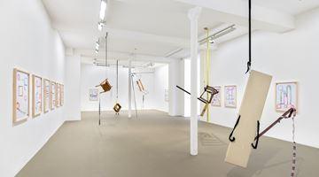 Contemporary art exhibition, Abraham Cruzvillegas, La Señora de Las Nueces at Galerie Chantal Crousel, Paris