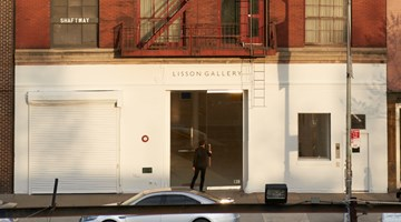 Lisson Gallery contemporary art gallery in 10th Avenue, New York, USA