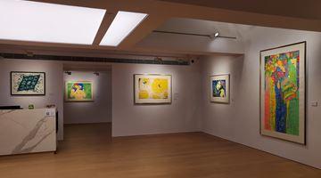Contemporary art exhibition, Sam Francis, Walasse Ting, Celebrating a Friendship: Walasse Ting & Sam Francis at Alisan Fine Arts, Central, Hong Kong