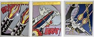 As I Opened Fire by Roy Lichtenstein contemporary artwork