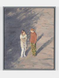 Departure by Serban Savu contemporary artwork painting