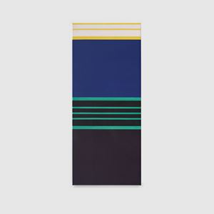 Silent Adios II by Kenneth Noland contemporary artwork painting