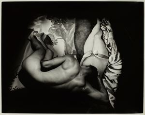 Ordeal by Roses #33 by Eikoh Hosoe contemporary artwork