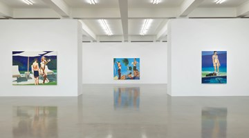 Contemporary art exhibition, Eric Fischl, Complications From An Already Unfulfilled Life at Sprüth Magers, Los Angeles