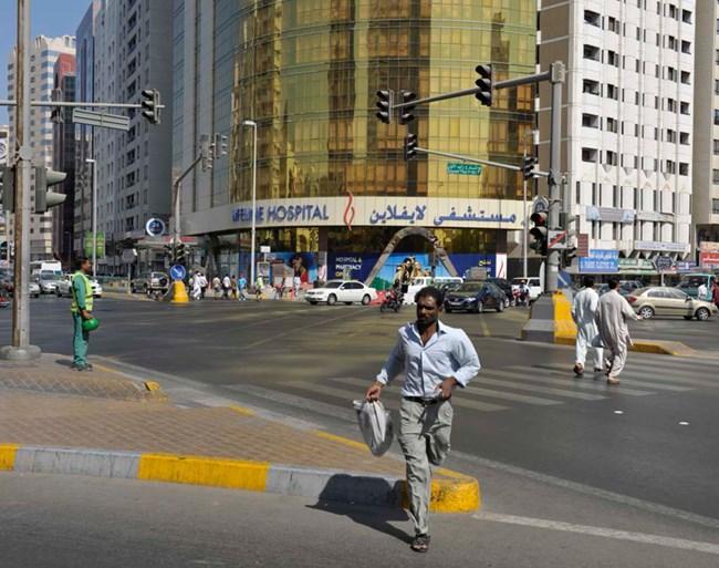Abu Dhabi by Stephen Shore contemporary artwork