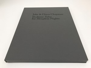 Bedtime Tales for Sleepless Nights by Jake & Dinos Chapman contemporary artwork