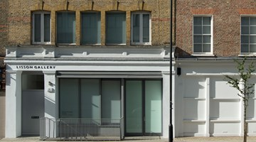 Lisson Gallery contemporary art gallery in Bell Street, London, United Kingdom