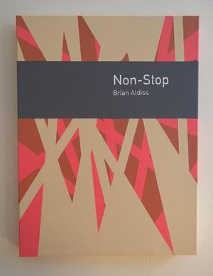 Non-Stop / Brian Aldiss by Heman Chong contemporary artwork