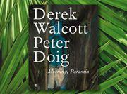When Derek Walcott met Peter Doig