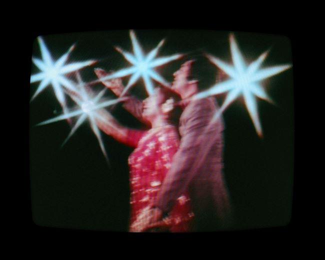Charisma, Urdu Film Series by Iftikhar Dadi & Elizabeth Dadi contemporary artwork