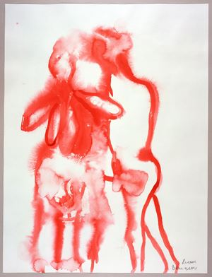 The Family by Louise Bourgeois contemporary artwork
