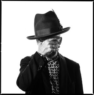 Boy George by Andy Gotts contemporary artwork photography, print