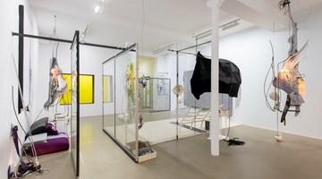 Contemporary art exhibition, David Douard, O'DA'OLDBORIN'GOLD at Galerie Chantal Crousel, Paris