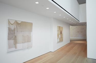 Exhibition view: Liza Lou, Classification and Nomenclature of Clouds, Lehmann Maupin, 501 West 24th Street, New York (6 September–27 October 2018).Courtesy Lehmann Maupin.