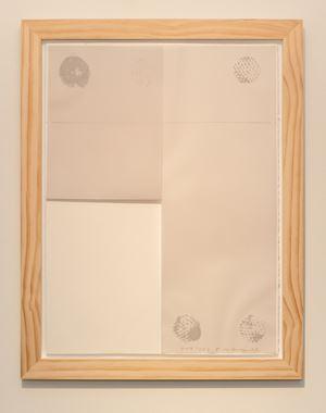 Work on Paper 5 Gesture by Noriyuki Haraguchi contemporary artwork