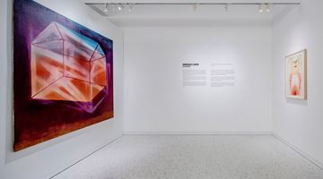 Contemporary art exhibition, Miriam Cahn, LEIB/BODY at Winsing Art Place, Taipei