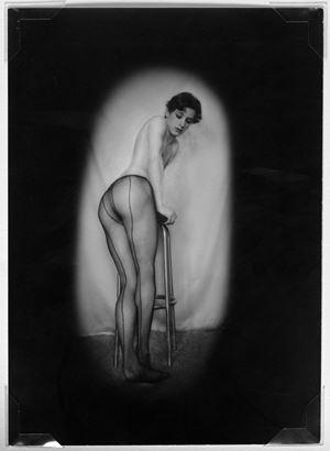 Luciano Castelli by Pierre Molinier contemporary artwork