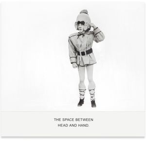 The Space Between Head and Hand. by John Baldessari contemporary artwork