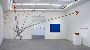 Contemporary art exhibition, Group Exhibition, Extended Ground at Galerie Urs Meile, Lucerne