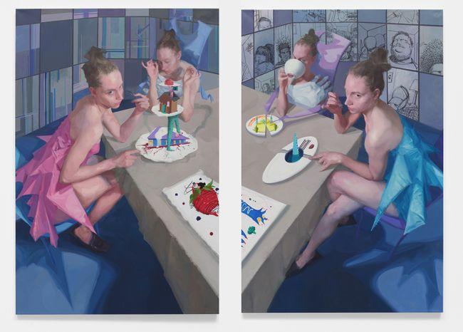 ASMR by Deng Shiqing contemporary artwork