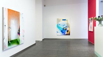 Contemporary art exhibition, Susanne Kühn, FLASH at Beck & Eggeling International Fine Art, Düsseldorf