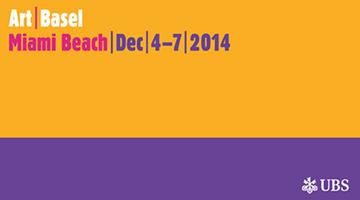 Contemporary art exhibition, Art Basel Miami Beach 2014 at Ocula Advisory, Miami, USA