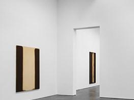 A Review of Yun Hyong-keun at David Zwirner, New York