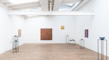 Contemporary art exhibition, Gotthard Graubner & Fausto Melotti, Colour Spaces at Beck & Eggeling International Fine Art, Düsseldorf, Germany