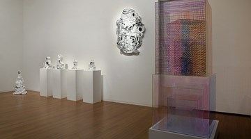 Contemporary art exhibition, Teppei Kaneuji, Something in the air at Roslyn Oxley9 Gallery, Sydney