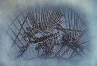 Tramatura by Emilio Scanavino contemporary artwork painting