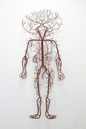 Man-River by Prune Nourry contemporary artwork