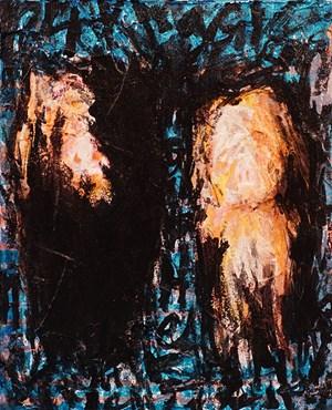 Social survivor: Black magic in your heart by Takashi Hara contemporary artwork