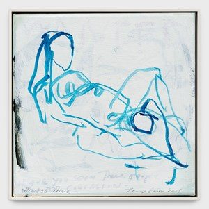 Always There by Tracey Emin contemporary artwork