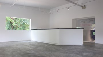 Pearl Lam Galleries contemporary art gallery in Dempsey Hill, Singapore
