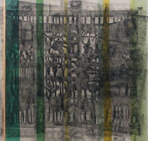 Cabinet by Caroline Rothwell contemporary artwork