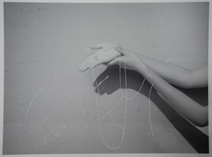 Tillandsia Usneoides fig. 11 by Genevieve Chua contemporary artwork