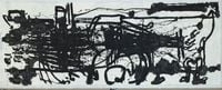 Lifelines 1 by Yang Jiechang contemporary artwork painting, works on paper, drawing