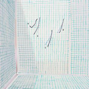 Raindrops 2 by Suyeon Kim contemporary artwork