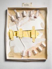 Verdades by Karin Lambrecht contemporary artwork mixed media
