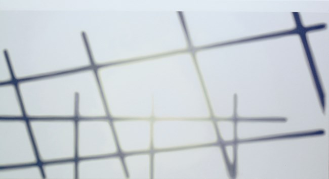 False Dawn - After Caspar David Friedrich by Brad Lochore contemporary artwork