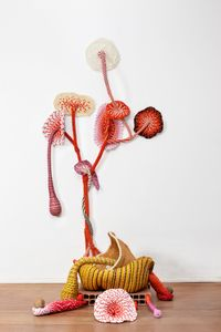 Untitled by Maria Nepomuceno contemporary artwork mixed media
