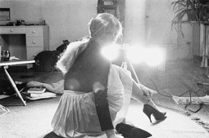Untitled Film Still #62 by Cindy Sherman contemporary artwork