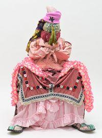 Catherine the Peter by Kris Lemsalu contemporary artwork sculpture
