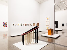 """""""Every Brilliant Eye: Australian Art of the 1990s"""" at the National Gallery of Victoria, Melbourne"""