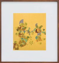 Suisai XIX by Gabriel Orozco contemporary artwork painting, works on paper