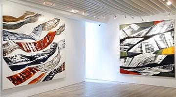 Contemporary art exhibition, Ricardo Mazal, Kailash: Black Mountain at Sundaram Tagore Gallery, Hong Kong
